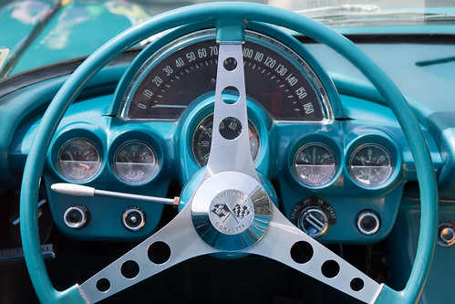 Vette Dashboard | by wsilver