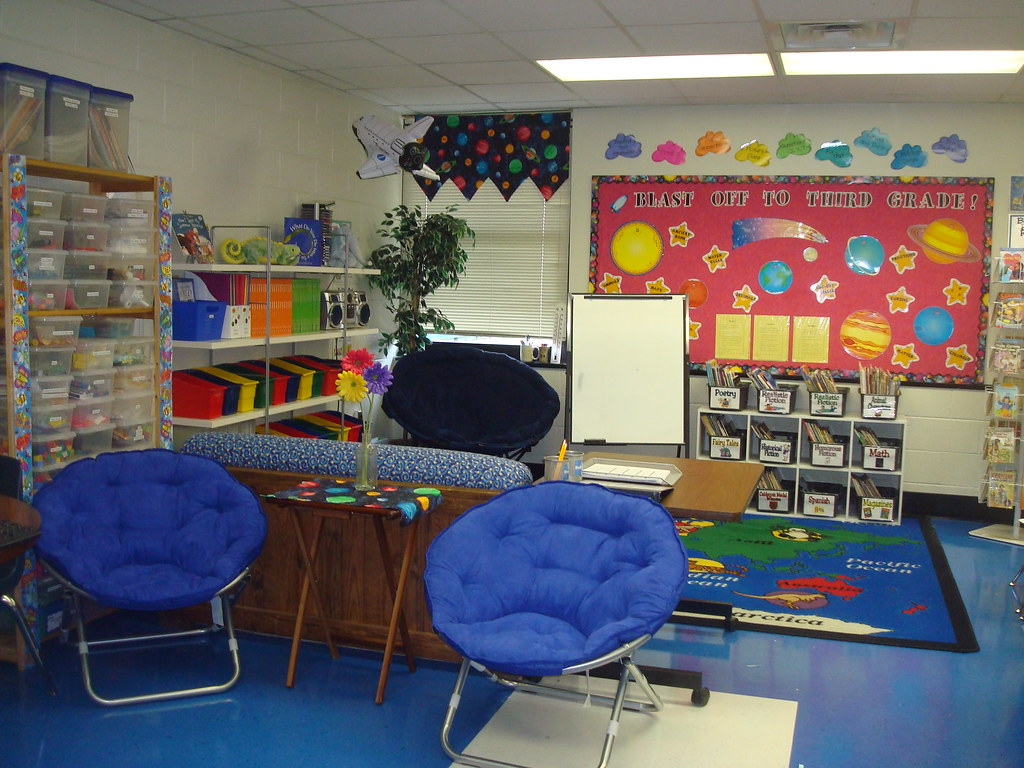 Classroom Decor For Grade 5 ~ Rd grade classroom the tall shelf on left stores