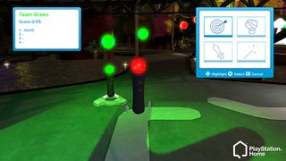 PlayStation Home: Move Mini Game | by PlayStation.Blog