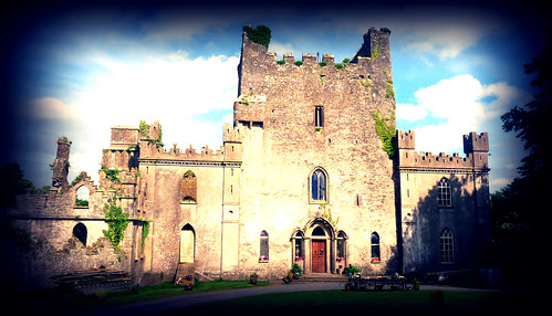 Leap Castle | by AlisonKillilea