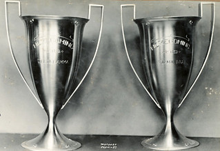 Homecoming cups 1919 | by uwdigitalcollections