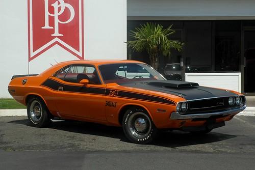 1970 Dodge Challenger T A 340 6 Pack Park Place Ltd Flickr
