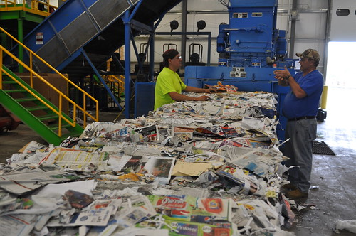 Tour Recycling Center And Education Hartford