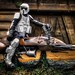 Speeder Bike Stormtrooper