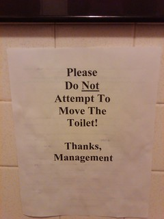 No Bowl Movements Allowed | by passiveaggressivenotes