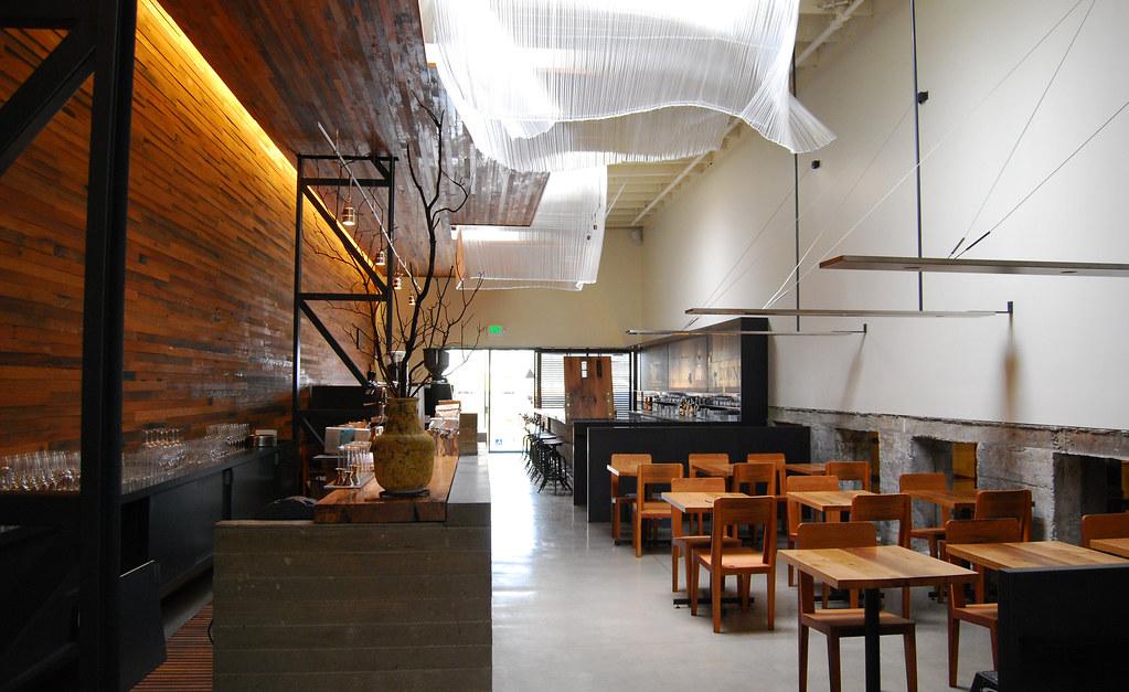 Eater Inside: Bar Agricole   (c) Jennifer Yin / Eater SF ...