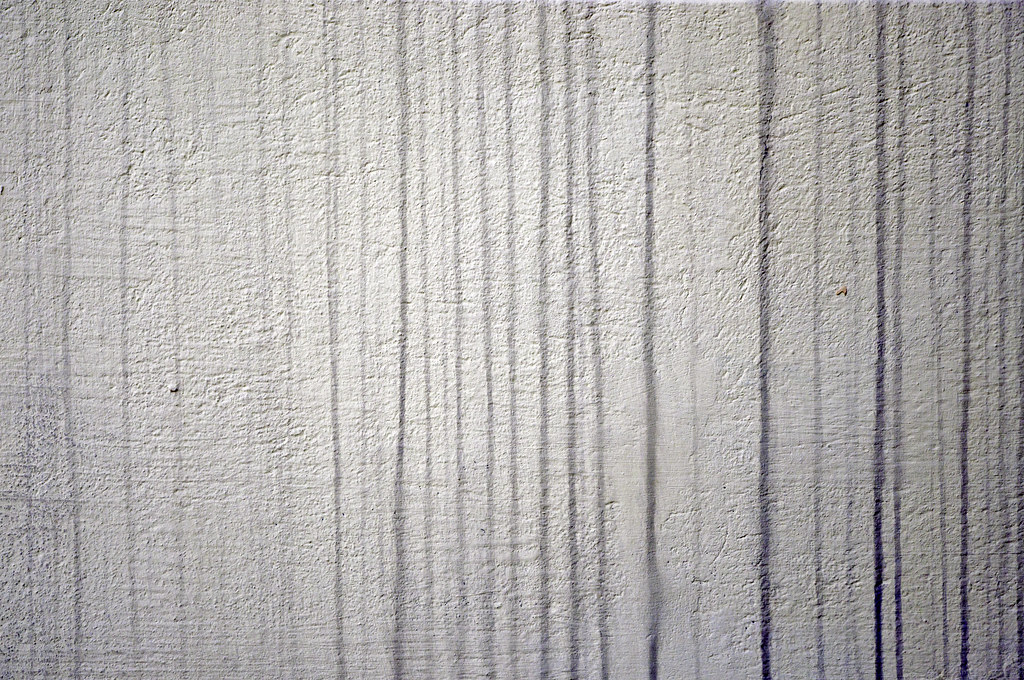 Texture Lines : Texture of white wall with vertical lines a