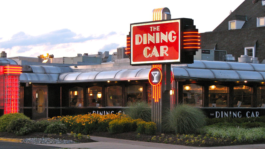 Diners Drive Ins And Dives Philadelphia Dining Car