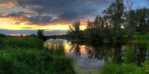 Panorama from evening fishing | by TVG_Foto