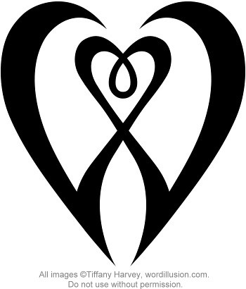 Quot W Quot Heart Design A Custom Design Of The Letter Quot W