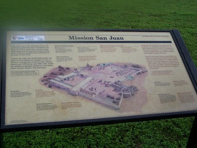 Mission San Juan Capistrano San Antonio Tx 14 Flickr