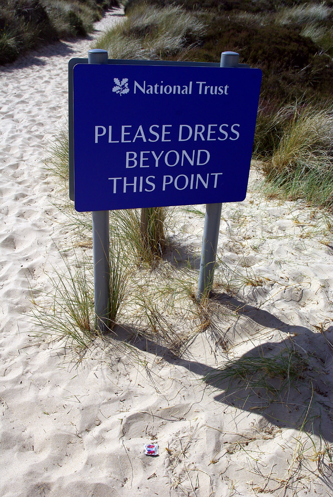 And The Object On The Sand Is A