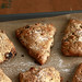 White Chocolate Cherry Scones