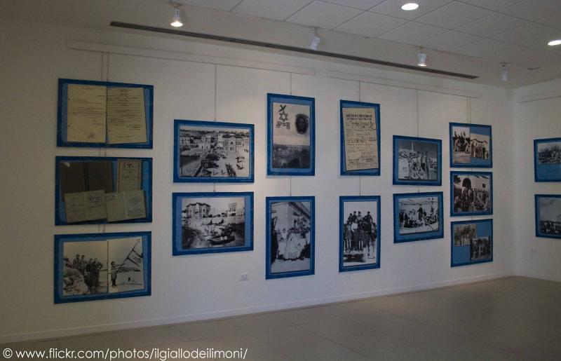 Museo della memoria e dell accoglienza tra il 1943 e il 19 flickr - Museo della memoria santa maria al bagno ...