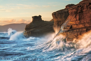 Endurance - Cape Kiwanda, Pacific City, Oregon | by Jim Patterson Photography