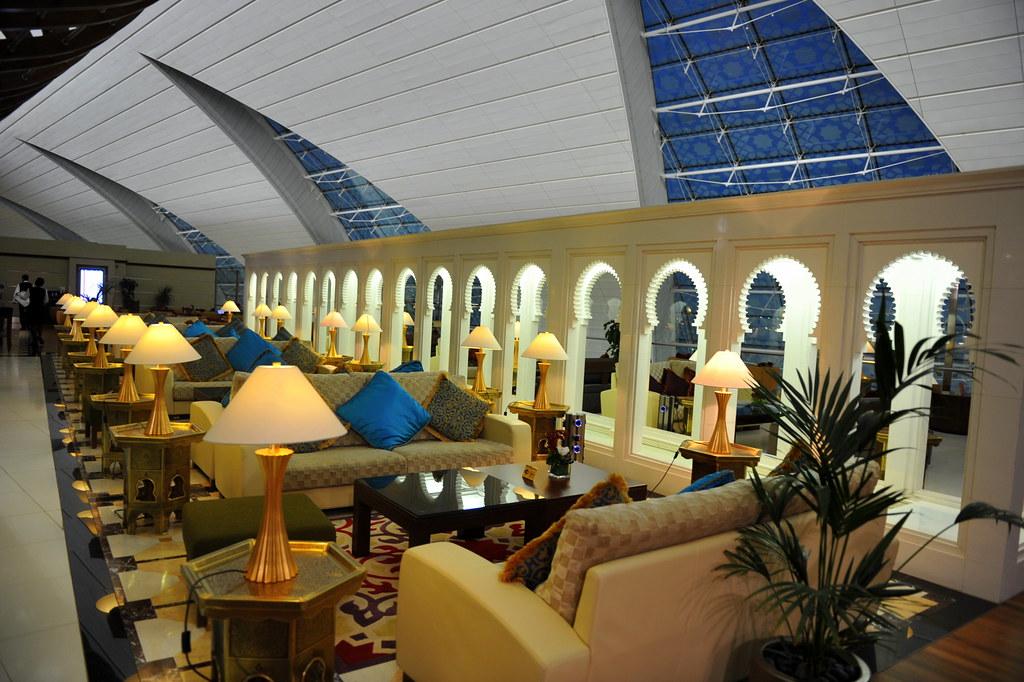 Emirates First Class Lounge Dubai Bill Holler Flickr