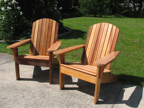 Two More Muskoka Chairs | by rgdaniel
