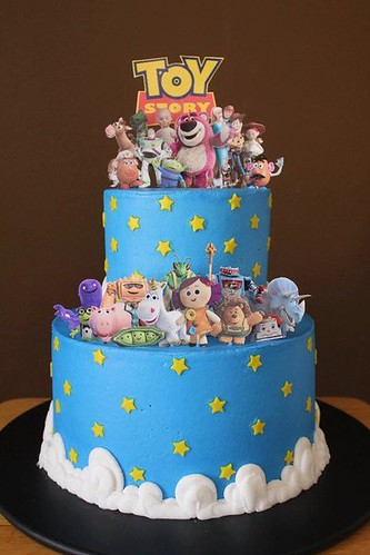 toy story cake | by CoolCakes