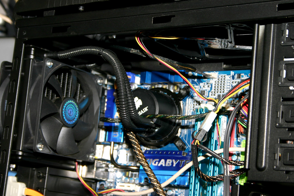 H50 Cpu Cooler Install Corsair H50 Cpu Cooler Install