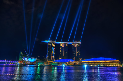 Marina Bay Sands - Singapore | by Sprengben