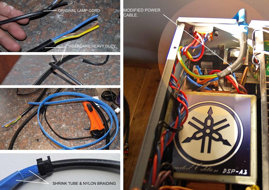 Yamaha Cable