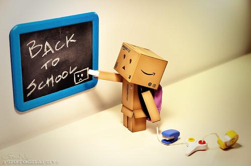Back To School!! [Explore #55]