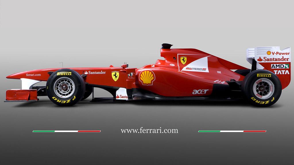 Ferrari F150 F1 2011 1680 4 Ferrari F150th Italia F150 201 Flickr