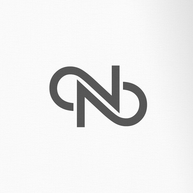 Letter N Design Graphics Designs amp Templates from