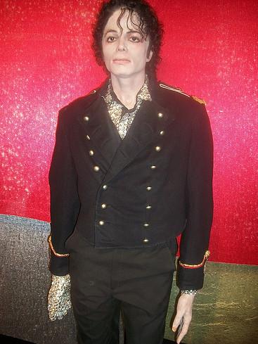 Michael Jackson wax figure | Cavalleto | Flickr