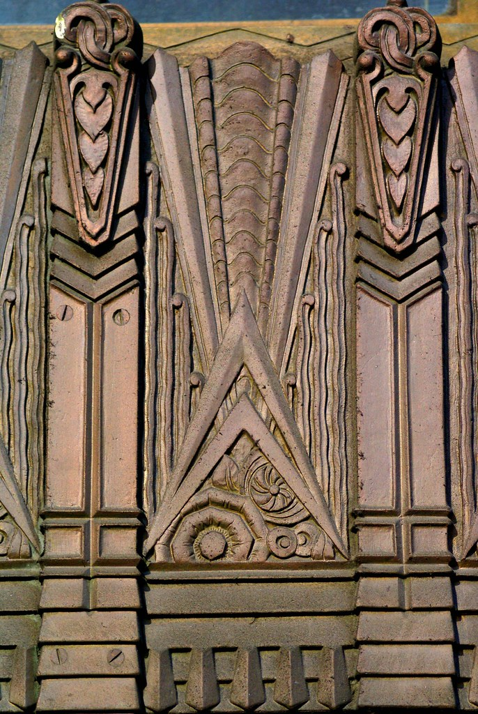 Art deco ornamentation srw1961 flickr for What is art deco