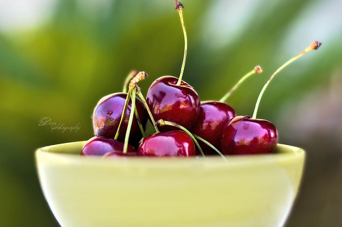 ~ Cherries ~ | by Diиa ツ