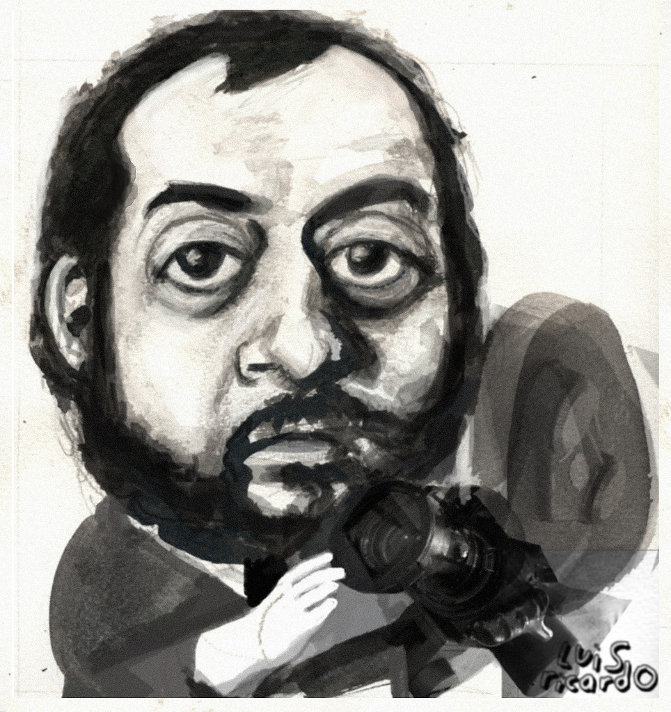 Stanley Kubrick: Stanley Kubrick Por Luis Ricardo