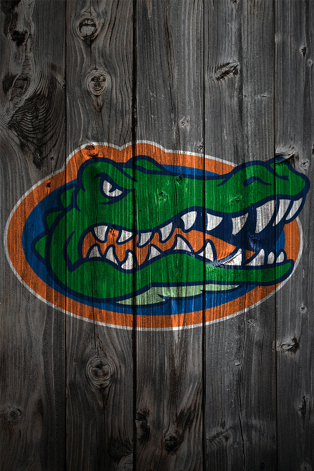 ... Florida Gators Wood iPhone 4 Background | by anonymous6237