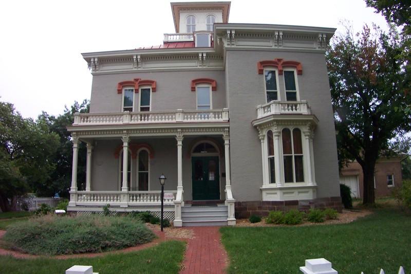 Lincoln Ne Kennard Thomas P House Dedicated As