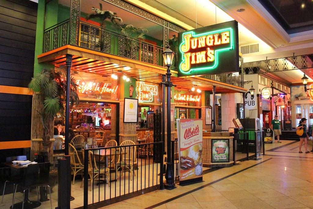 Restaurants On Bourbon Street West Edmonton Mall