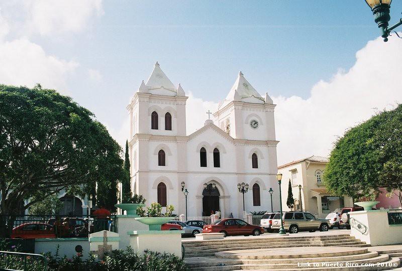 Parroquia San Jos Aibonito Puerto Rico Est