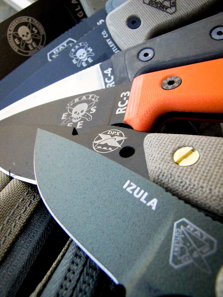 Rat Knives Esee Rat Cutlery Knives Hest
