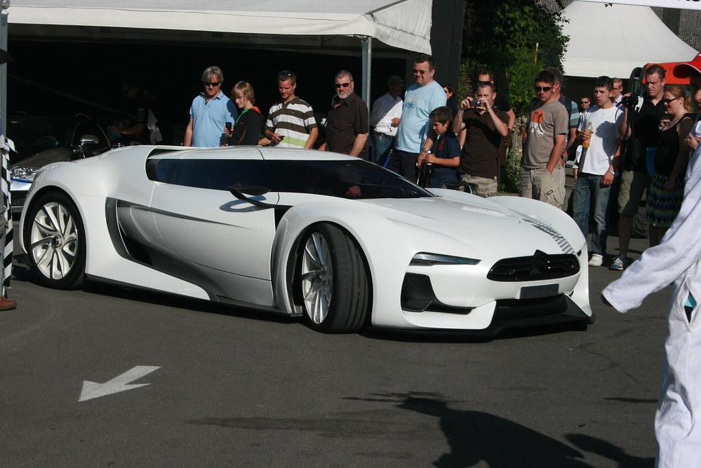 Car Car Game >> Citroen GT | Concept car originally designed for the Grand T… | Flickr