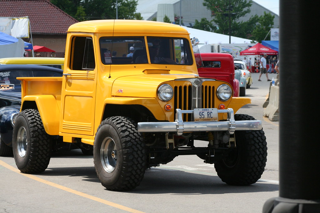 1948 willys jeep truck for sale autos post. Black Bedroom Furniture Sets. Home Design Ideas
