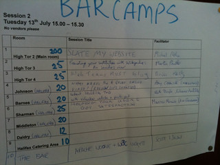 Barcamps | by jayneandd