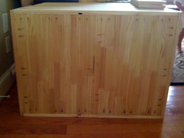 Critter Spray Gun Kitchen Cabinets