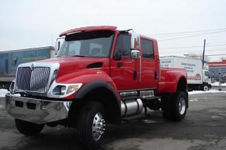 International 7300 CXT 4x4 Used Pickup Trucks