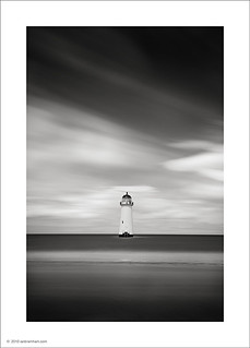 Lighthouse, Point of Ayr | by Ian Bramham
