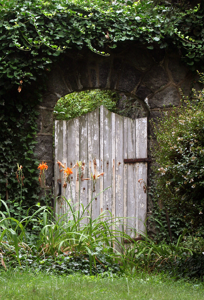 ... Old Garden Gate 1 | By Anoldent
