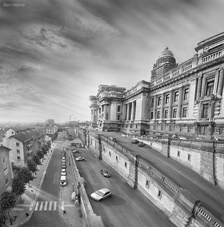 Palace of Justice, Brussels | by Ben Heine