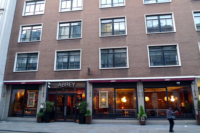 Abbey bar aldgate
