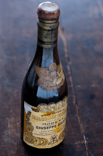 really old & expensive balsamic vinegar | by jules:stonesoup