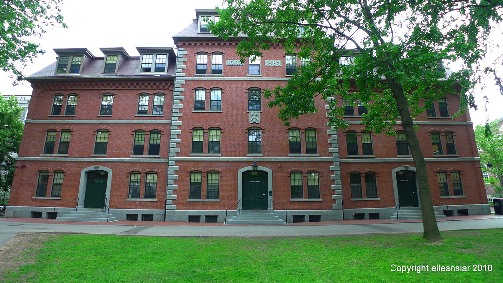 Tour Harvard College