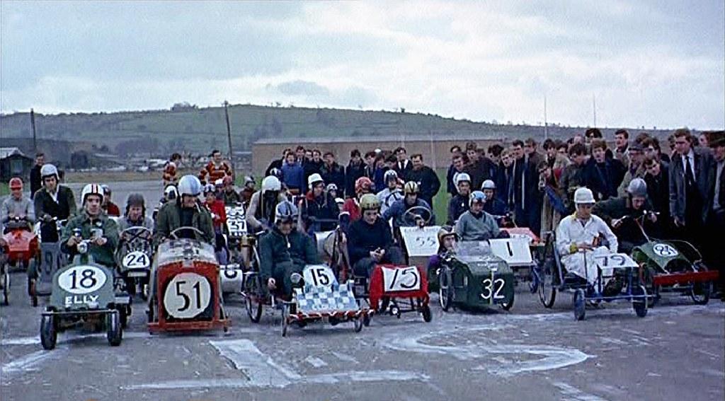 Pedal Car Race Bristol