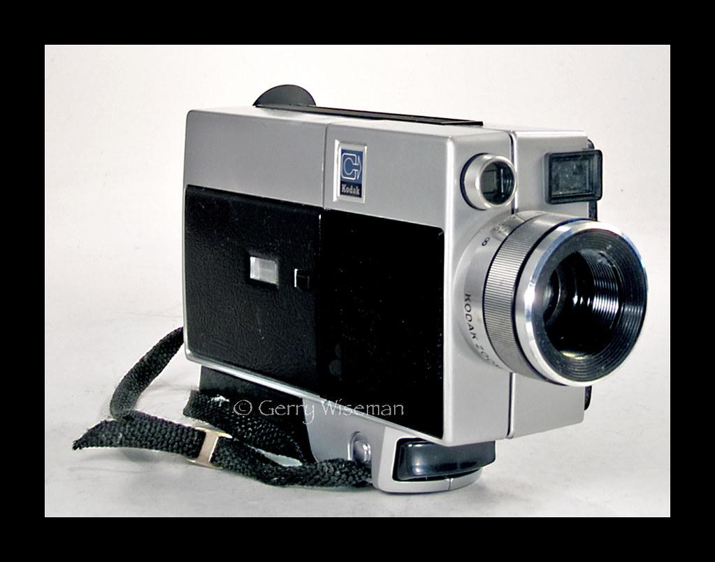 Kodak M28 Instamatic Super 8 Movie Camera This Camera